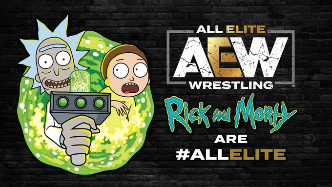 Rick and Morty AEW