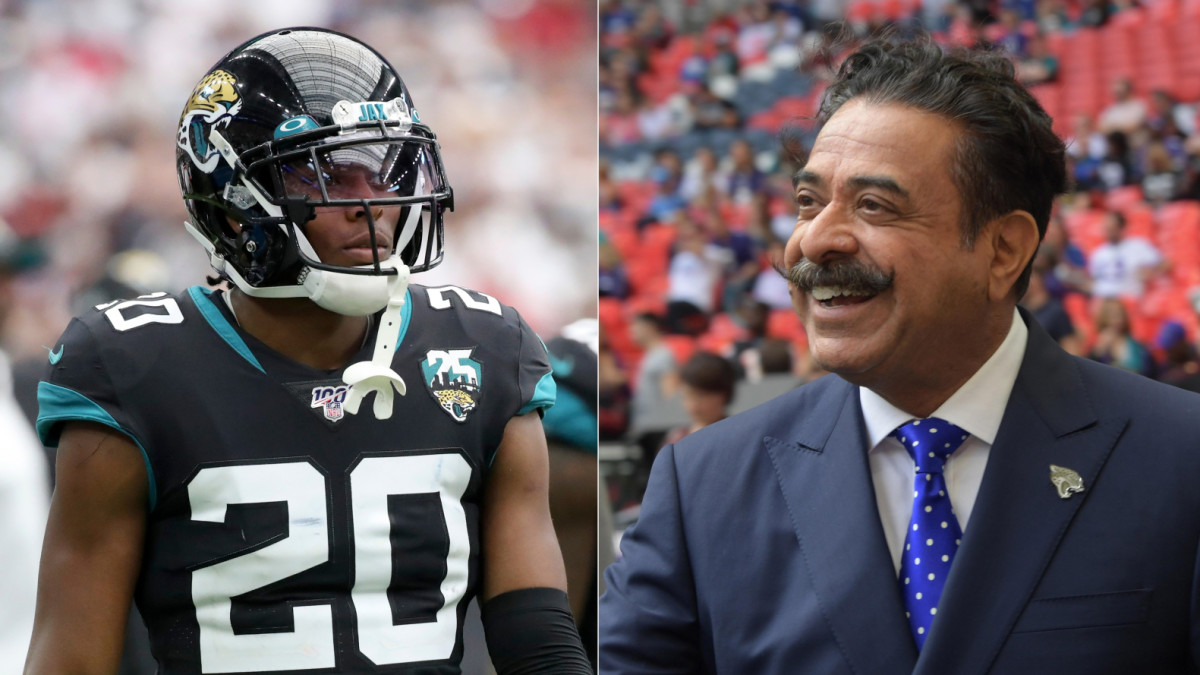 Shad Khan doesn't want Ramsey to Leave the Jaguars