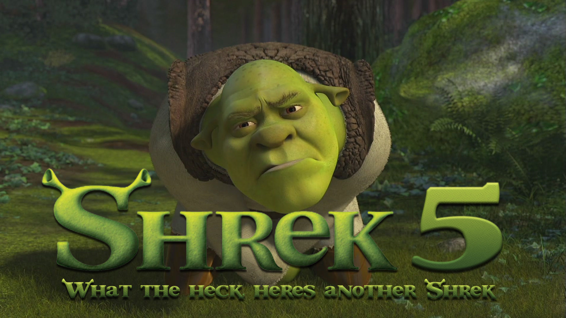 Shrek 5 Plot Details