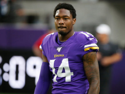 NFL trade deal Stefon Diggs Vikings Patriots