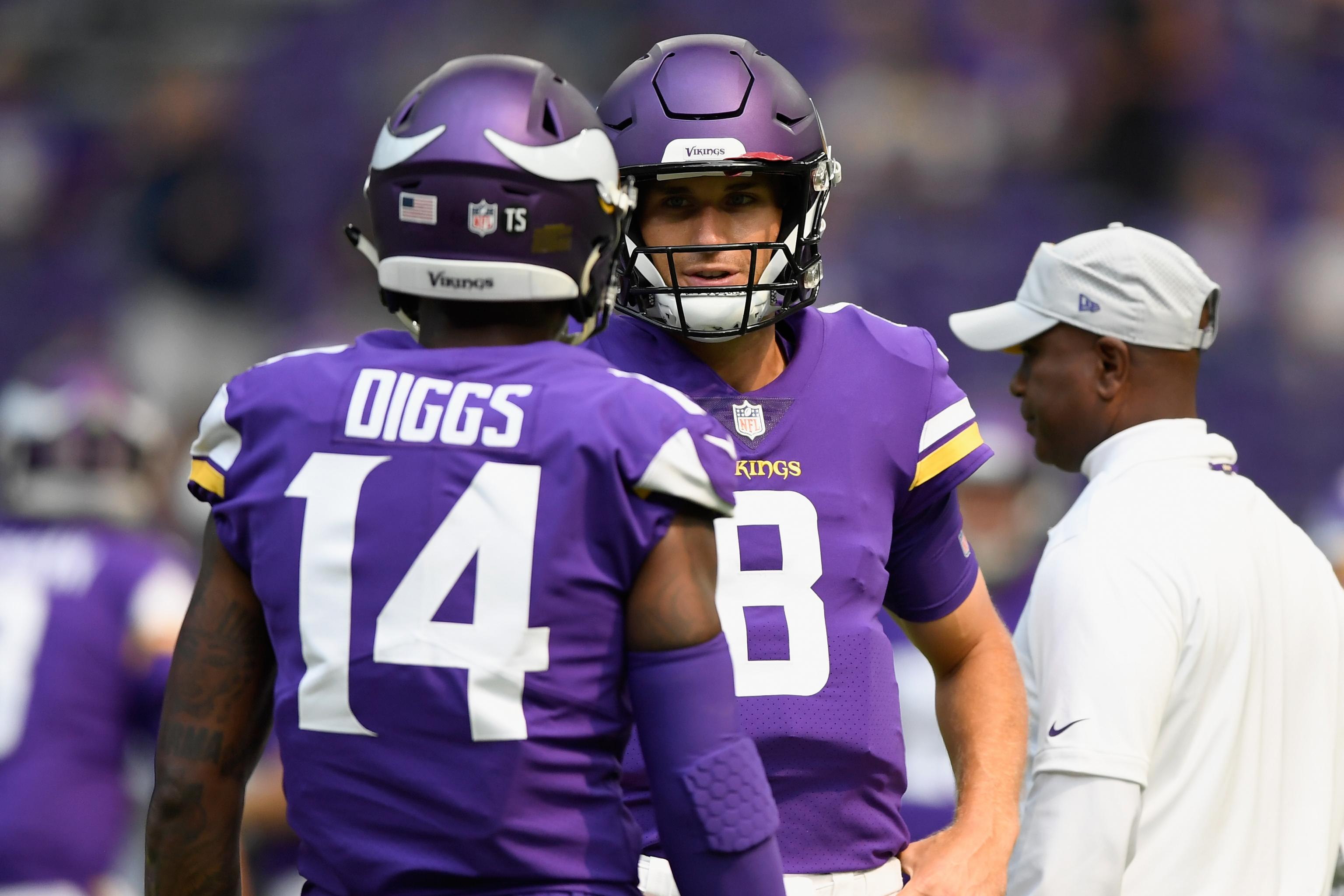 NFL trade deal Stefon Diggs not Happy with Vikings