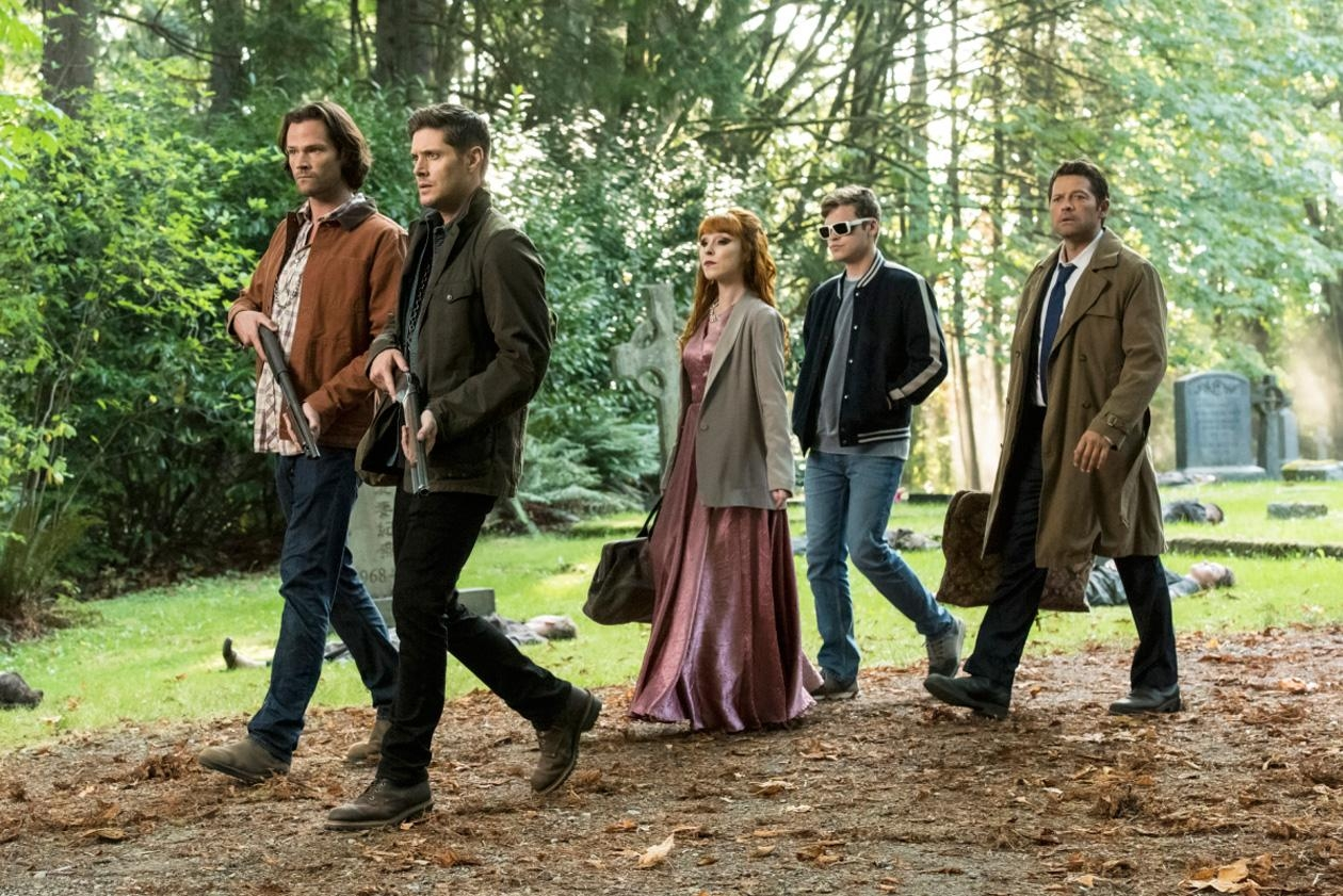 Supernatural Trailer, Story, Cast and More
