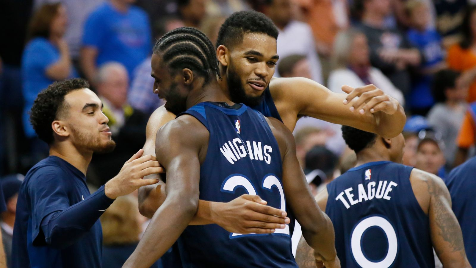 Thunder and Timberwolves Blockbuster Deal