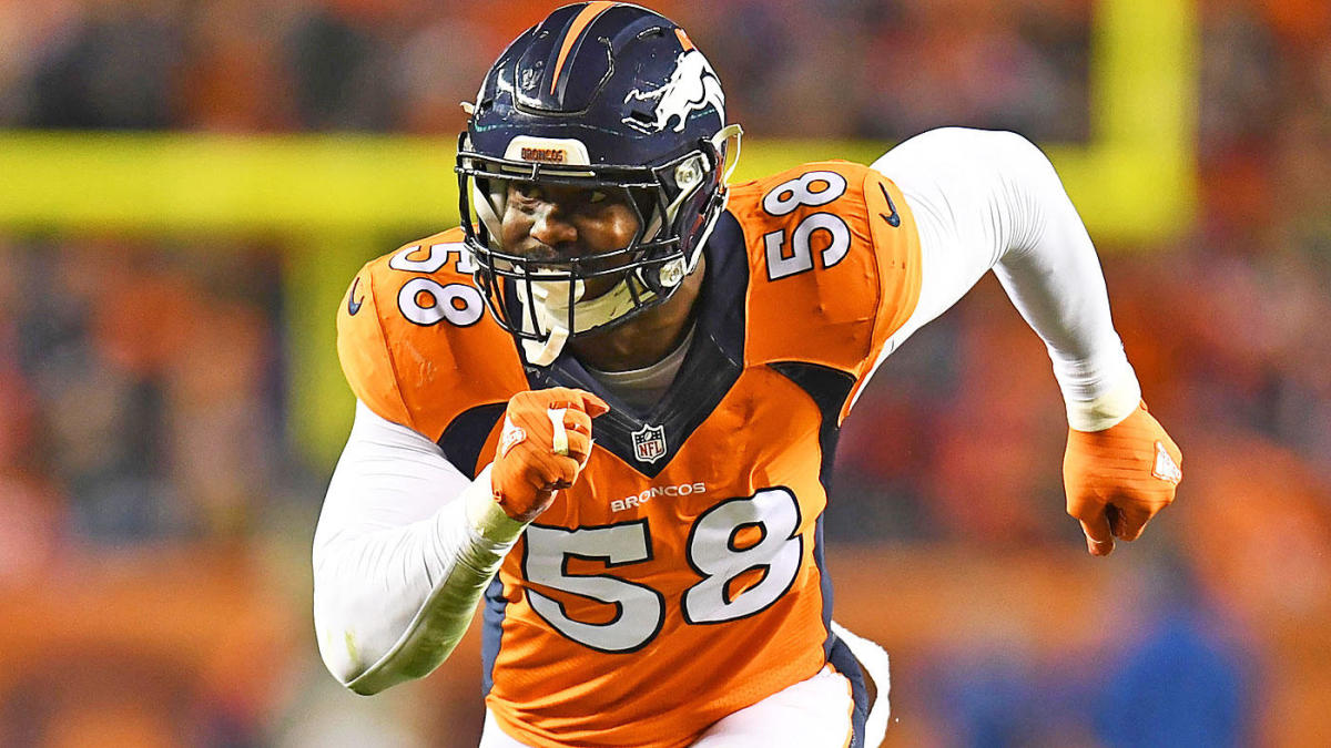 NFL trade deal Von Miller to Raiders or Browns
