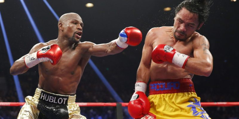 Manny Pacquiao vs Floyd Mayweather Rematch
