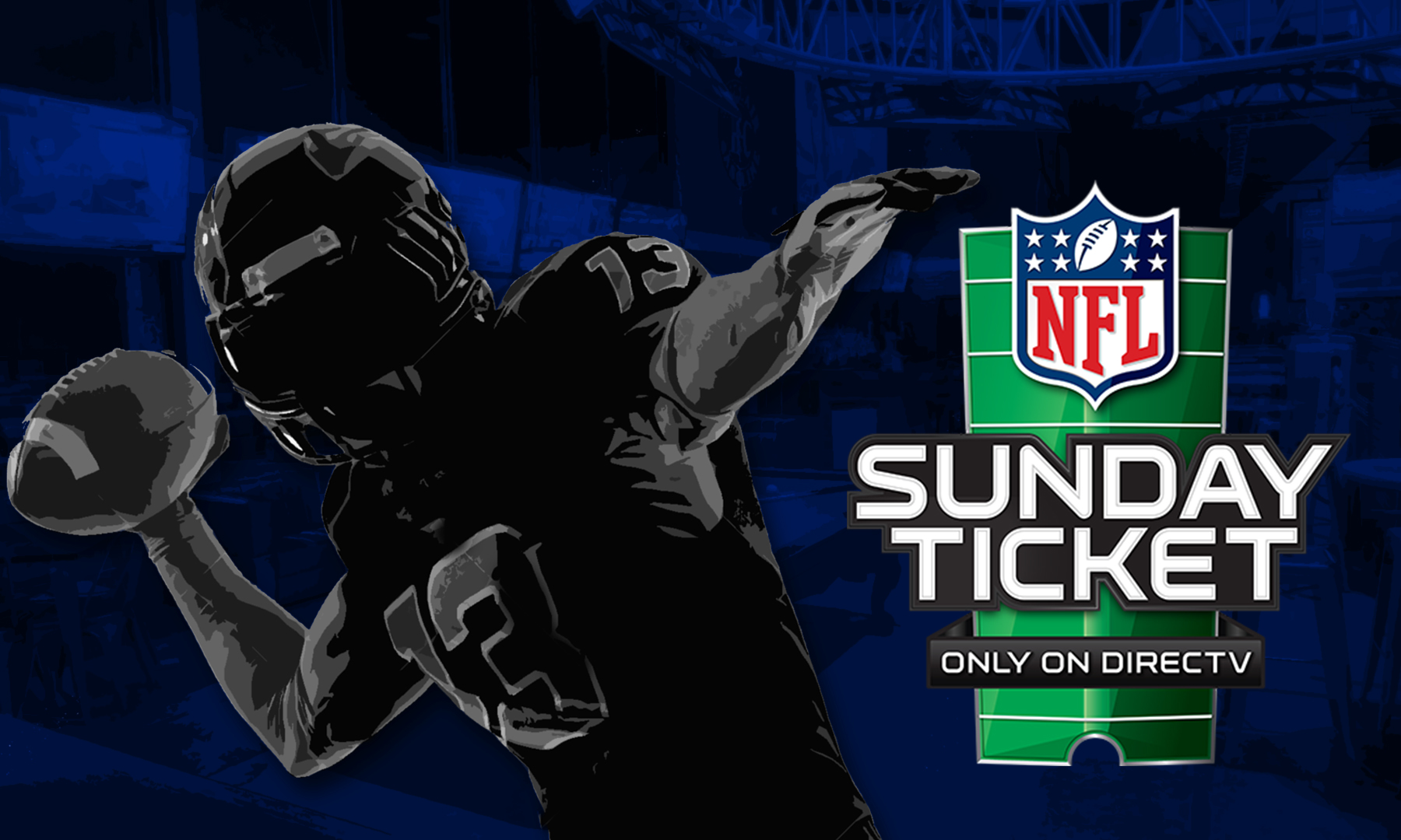 NFL Games Live Streaming Services AT&T TV Now