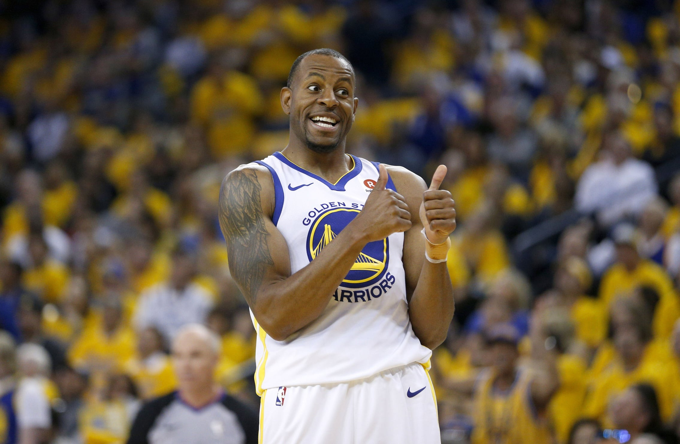 NBA trade deal Andre Iguodala