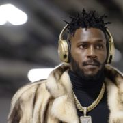 Antonio Brown NFL Meeting