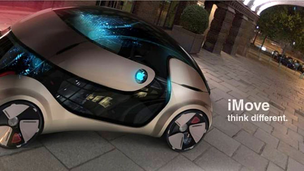 Apple Car Concept Patterns