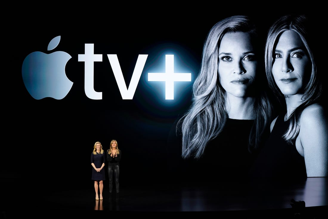 Apple TV Plus Subscription for Free