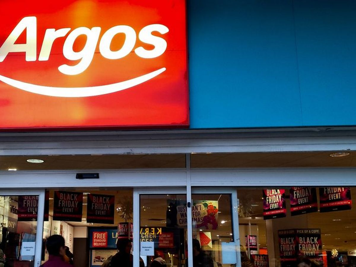 Argos Black Friday Dates and Delivery