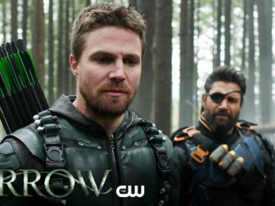 Arrow Season 8 Episode 4 New DeathStroke