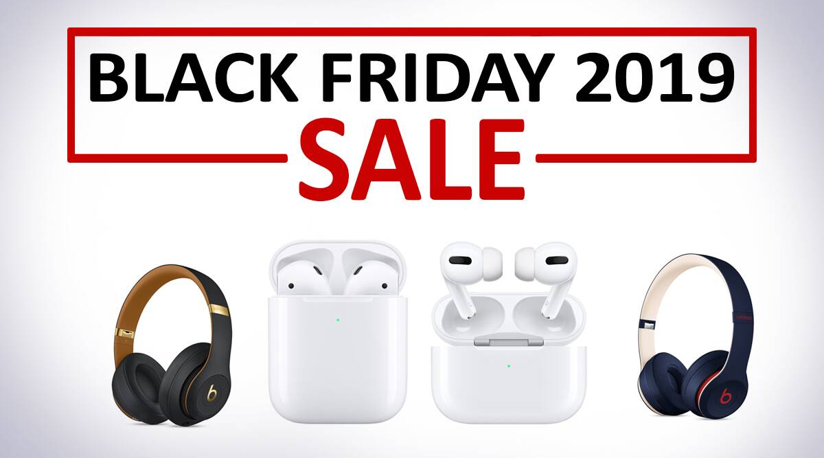 Best Apple AirPods Pro Black Friday 2019 Deals