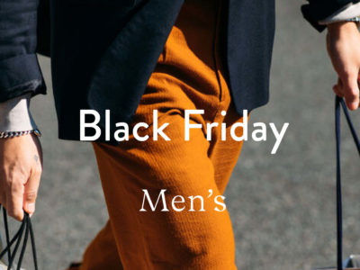 Best Black Friday Deals for Men in 2020- Watches, Sneakers and More Gifts for Men's Fashion
