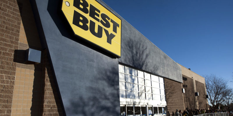 Best Buy Black Friday Discounts