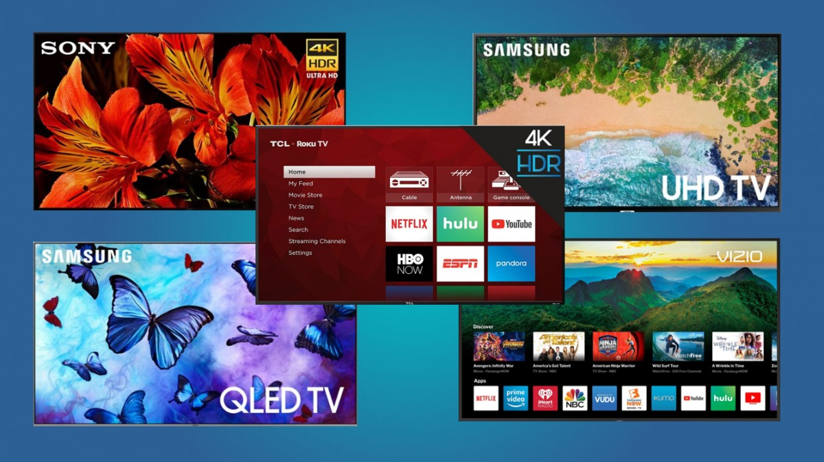 Best TV Deals for Black Friday 2019 by Size
