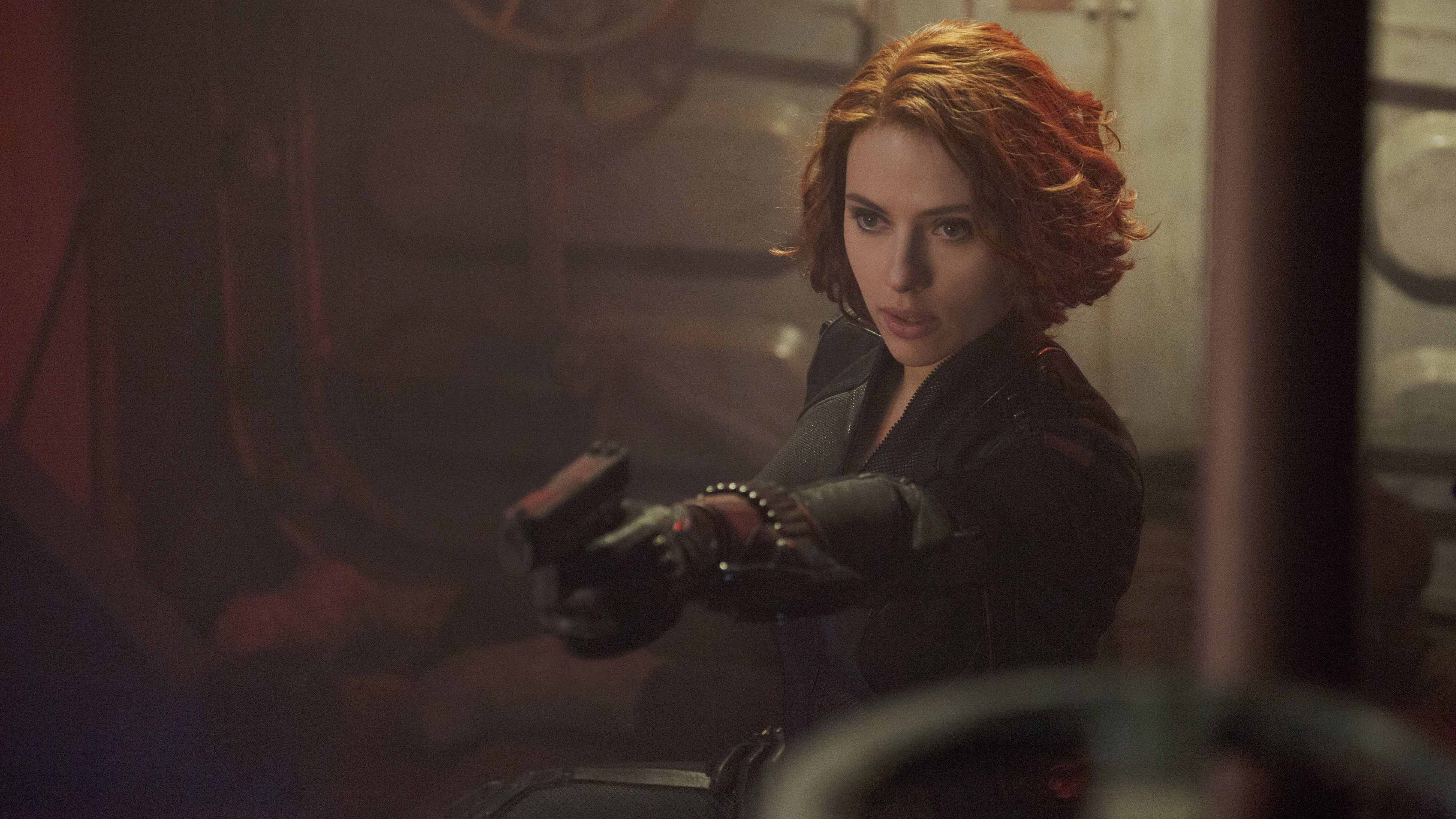 Black Widow Movie Trailer and Release Date