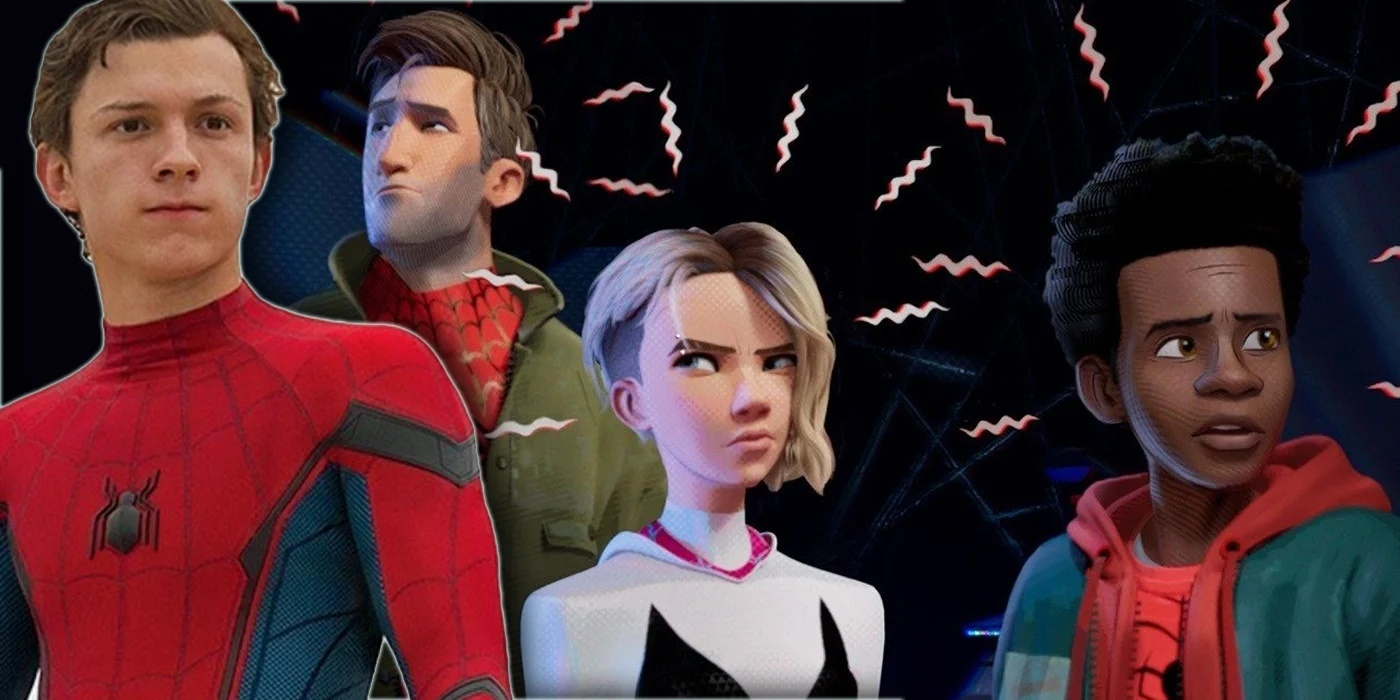 Canceled Cameo in First Spider-Verse Movie