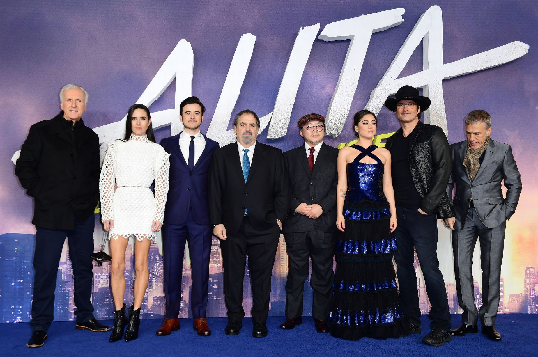 Cast Support for Alita Battle Angel 2