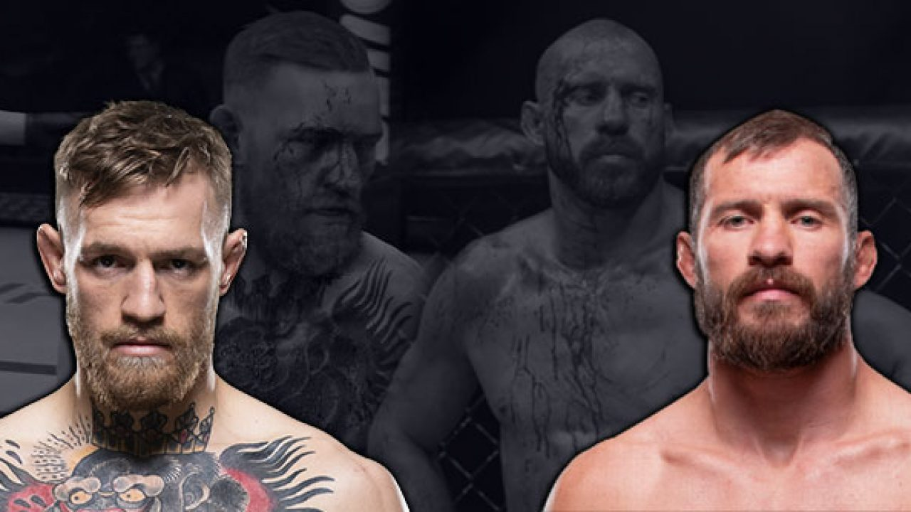 Conor McGregor vs Cowboy Cerrone
