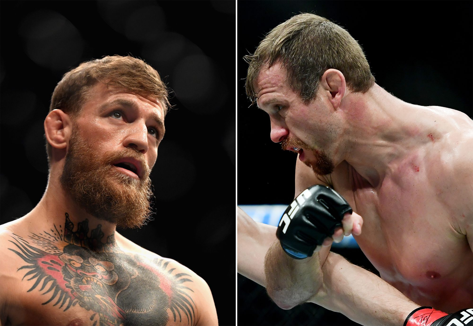 Conor McGregor vs Donald Cerrone