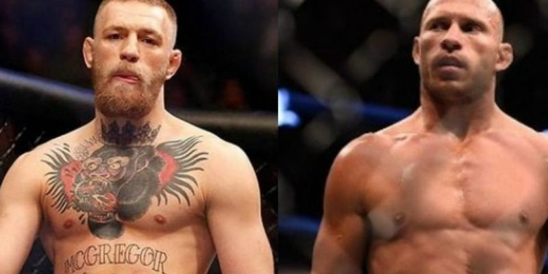 Conor McGregor vs Donald Cerrone UFC 246