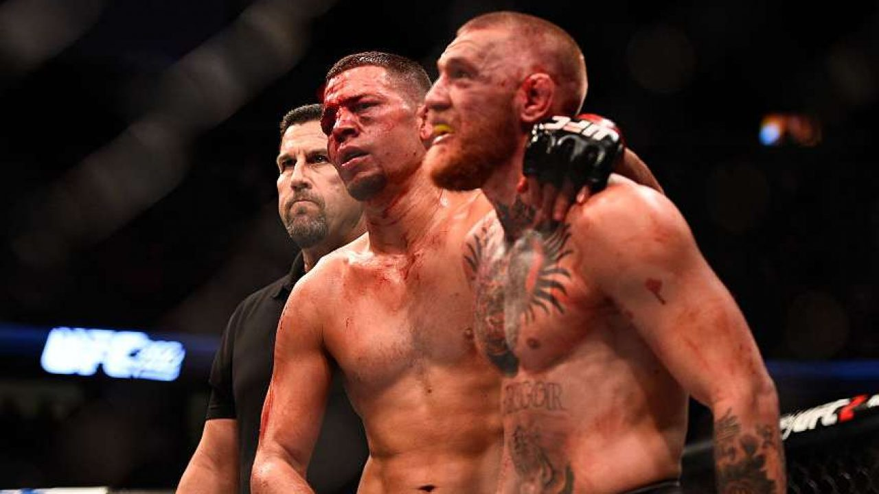Conor McGregor vs Nate Diaz III
