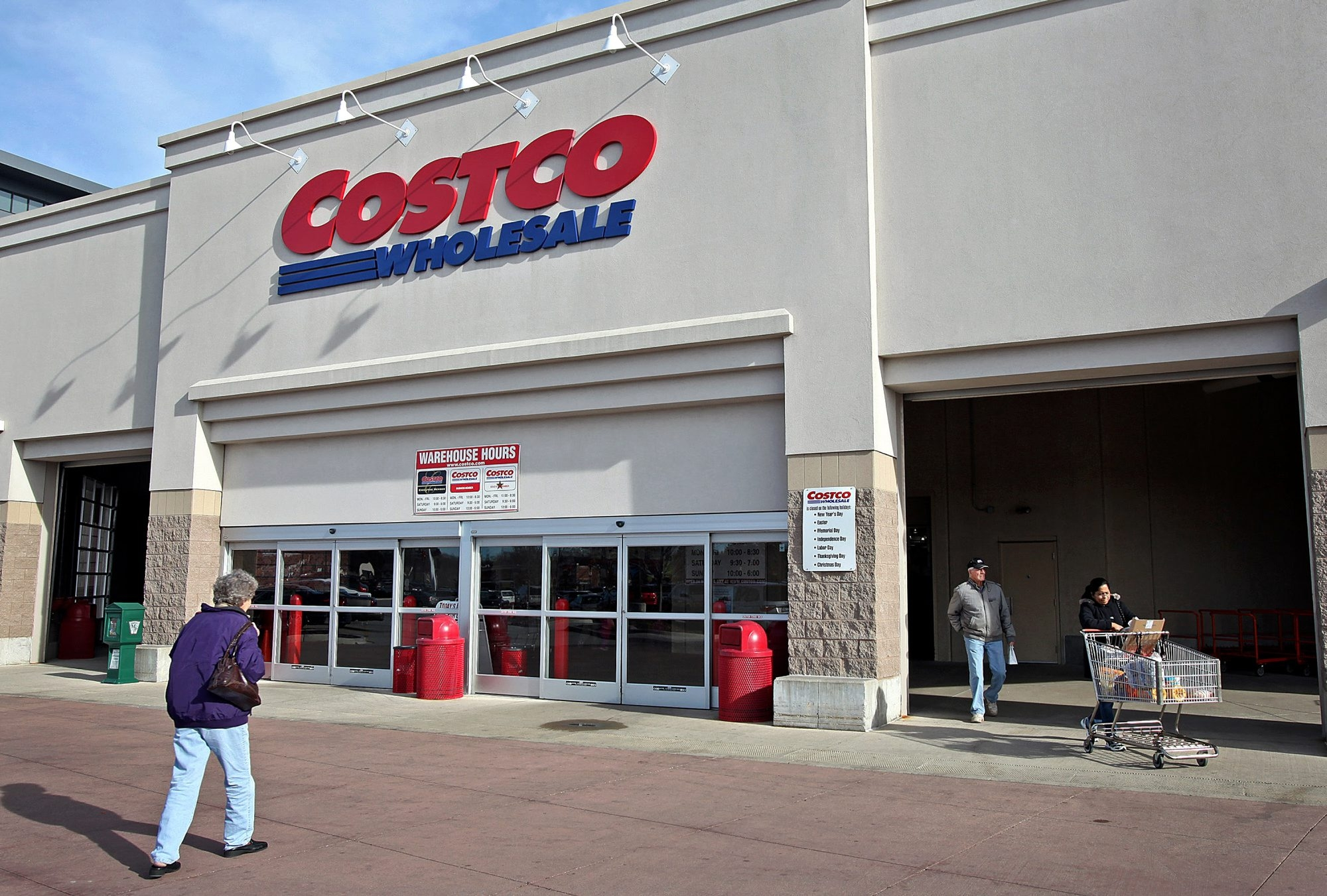 Costco Stores Closed Thanksgiving Day 2019