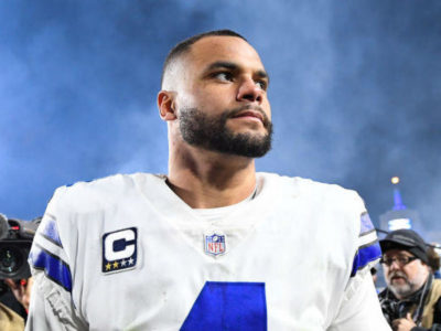 NFL Dallas Cowboys Dak Prescott deal trade