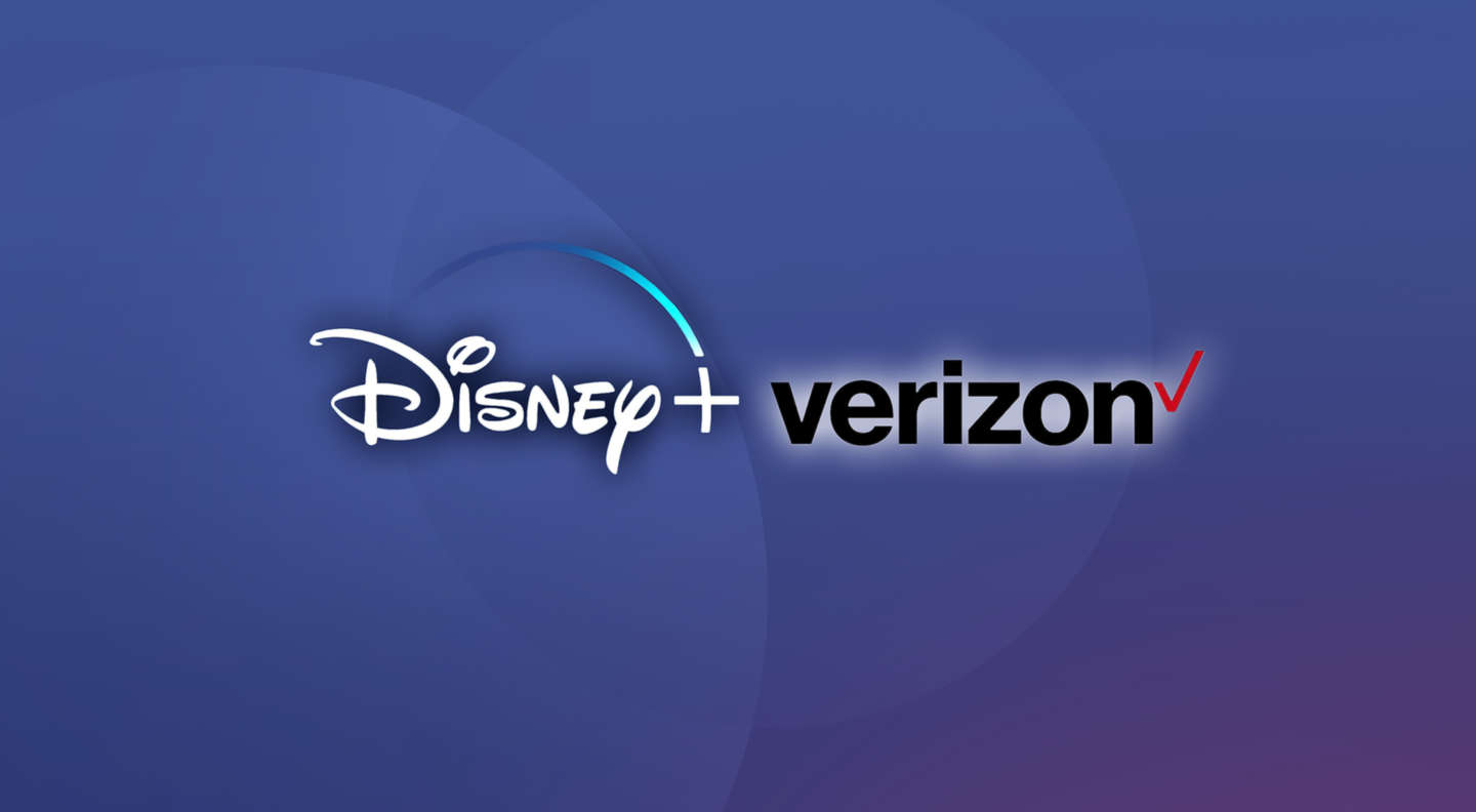 Disney Plus One Year Free with Verizon