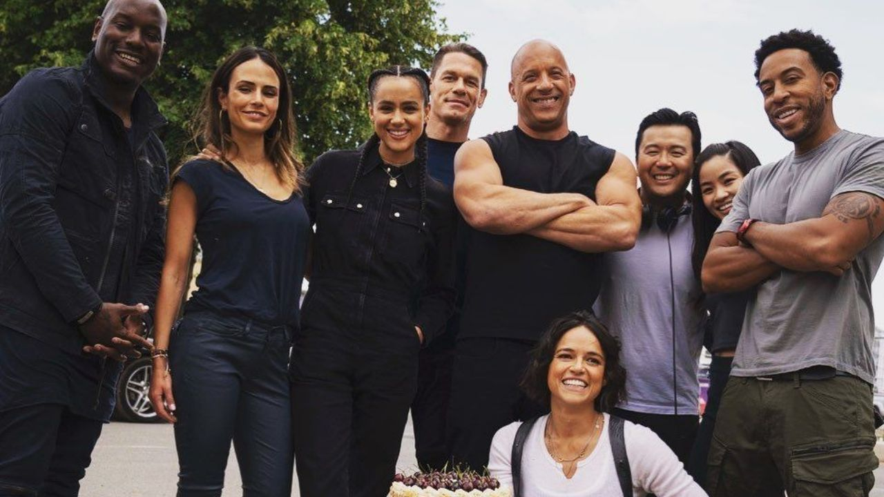 Fast & Furious 9 New Cast
