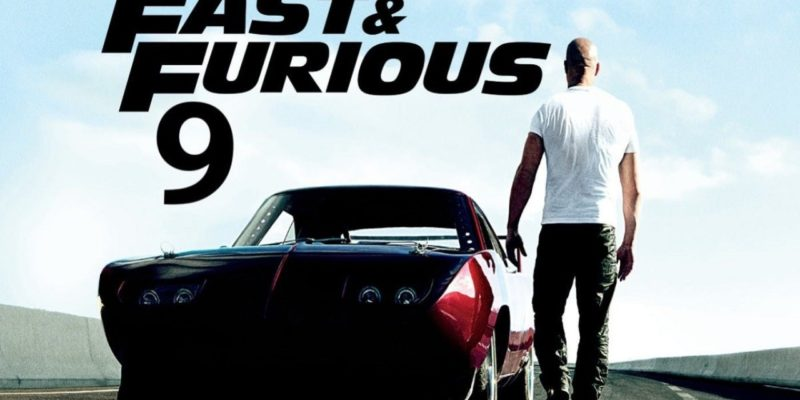 Fast & Furious 9 Vin Diesel and John Cena Movie
