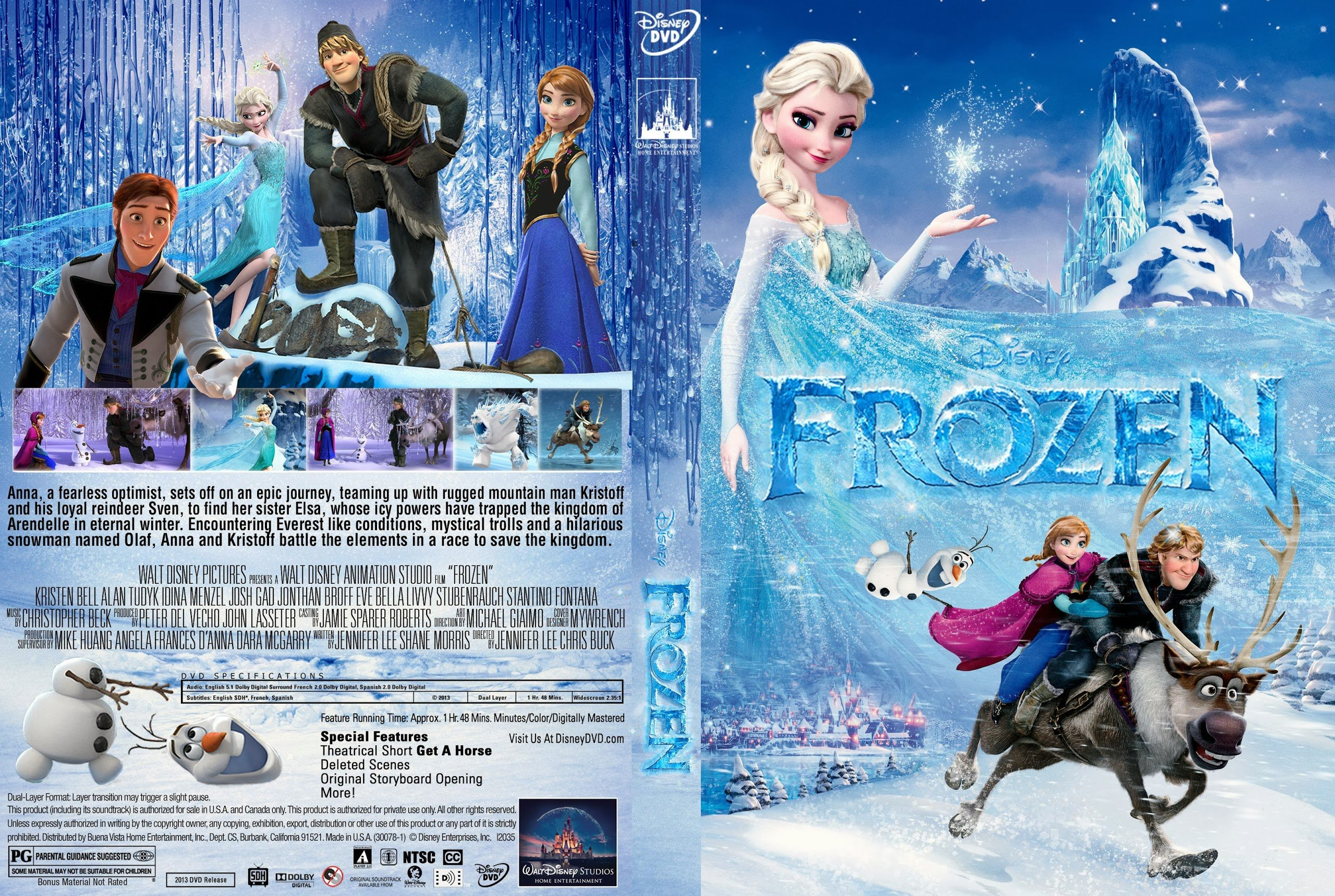 Frozen 2 Digital, DVD and Blu-Ray Release Date