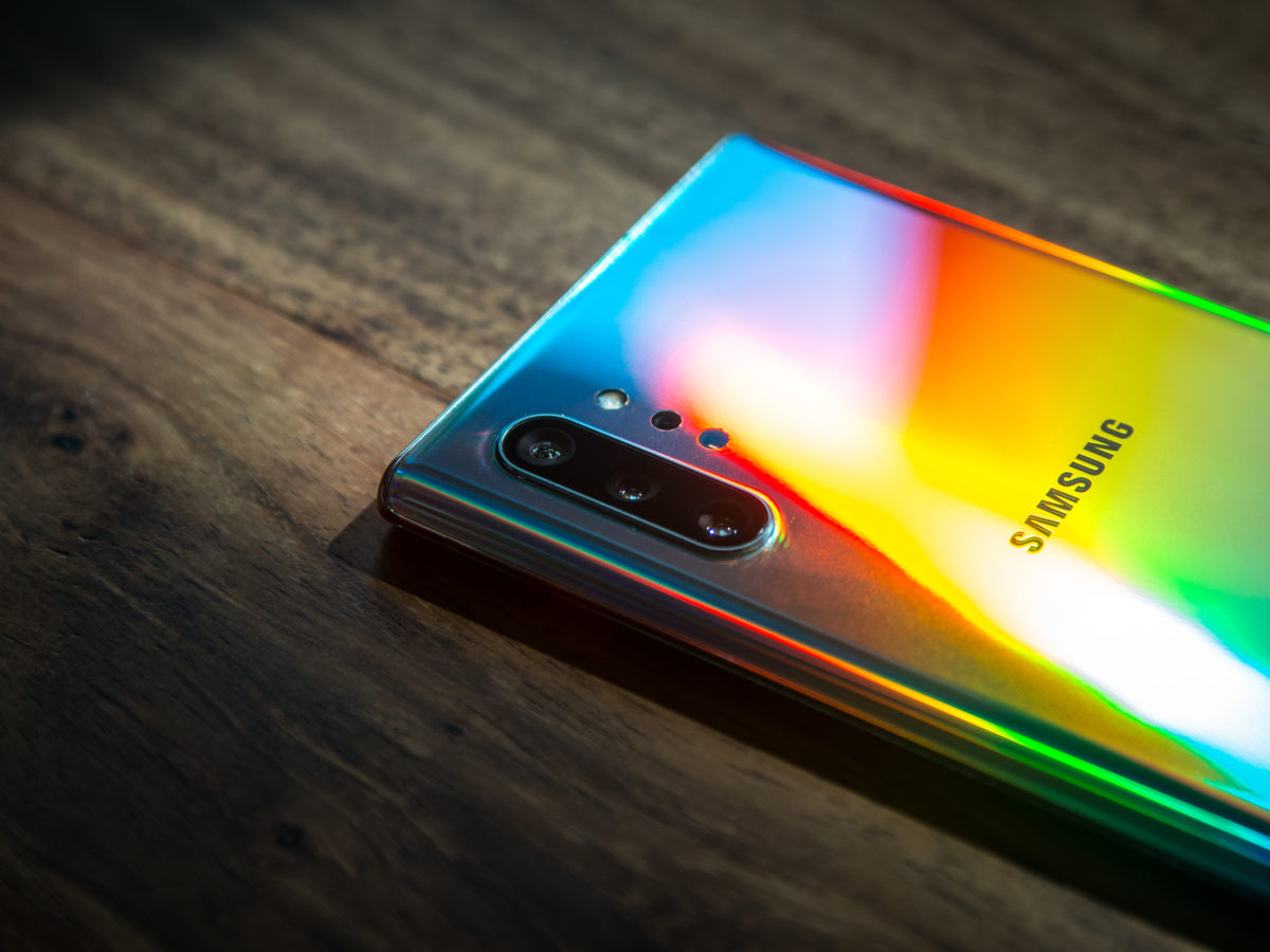 Galaxy Note 10 vs Galaxy S10+ Camera and Specs