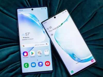 Galaxy Note 10 vs Galaxy S10+ Comparison Which Samsung Flagship Smartphone to Buy Next