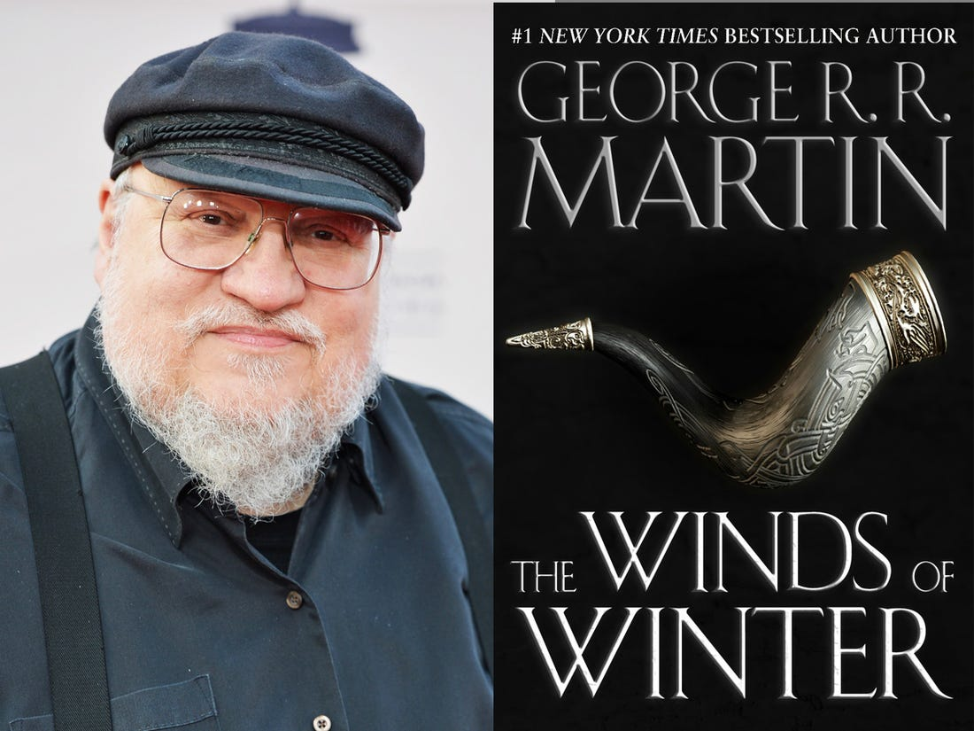 George RR Martin has Finished Writing 'The Winds of Winter'