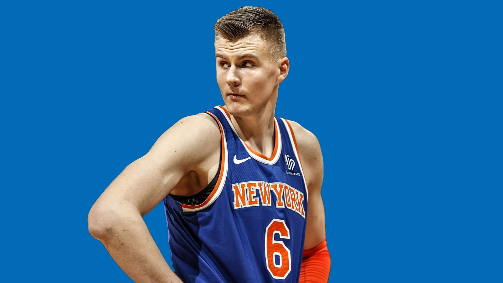 NBA trade deal Kristaps Porzingis