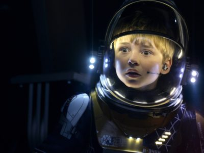 Lost in Space Season 2 Netflix Premiere
