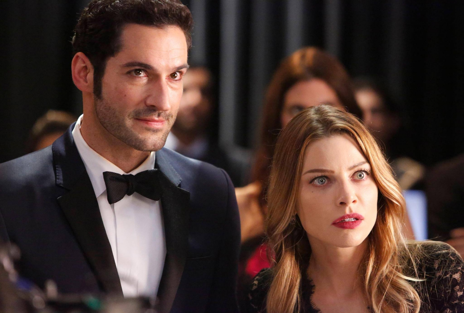 Lucifer and Chloe Alternate Universe Marriage