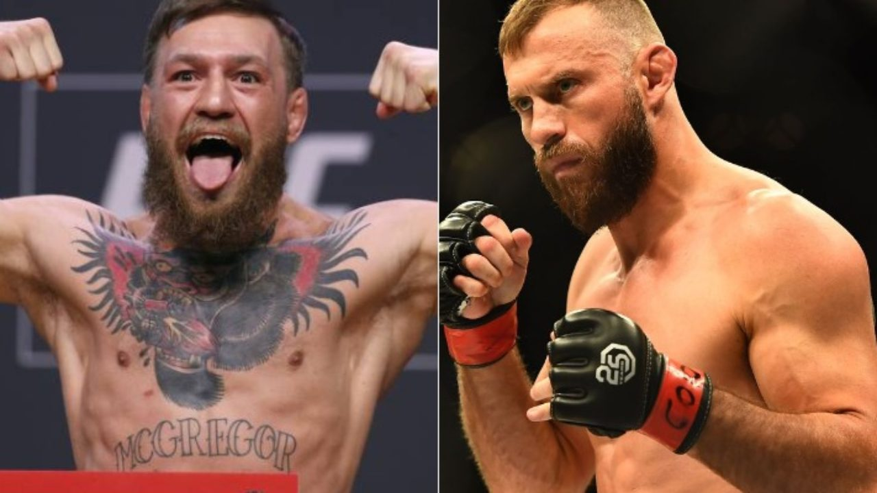 Conor Mcgregor Vs Cerrone