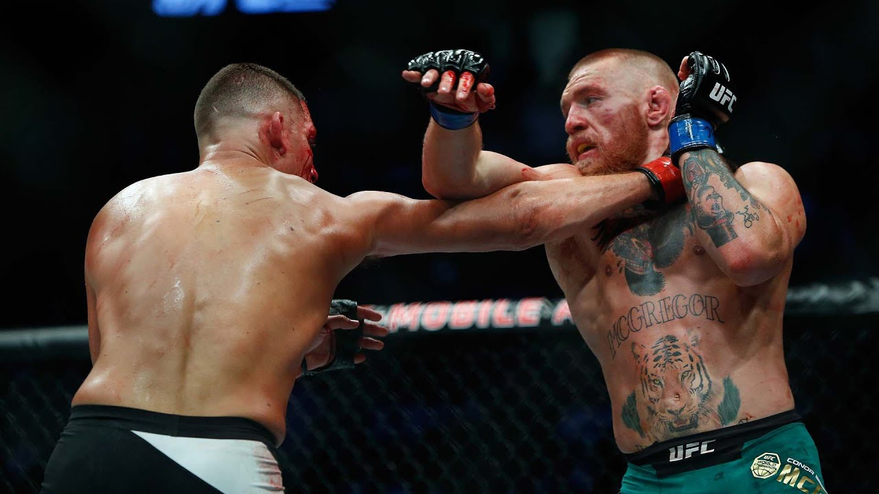 McGregor vs Diaz III