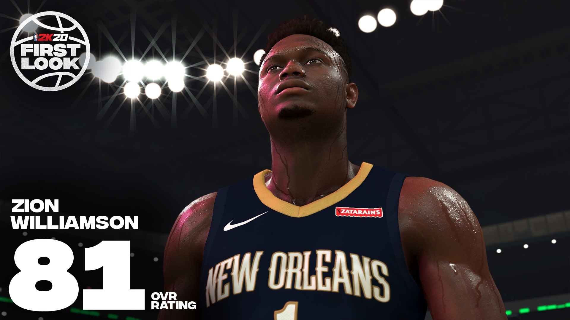 NBA 2K20 Badges Brandon Ingram and Zion Williamson