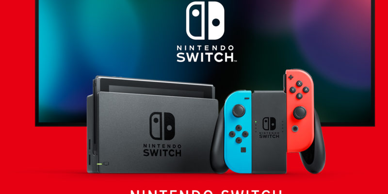 Nintendo Switch Black Friday 2019 Sale Best Deals on the Portable Gaming Console