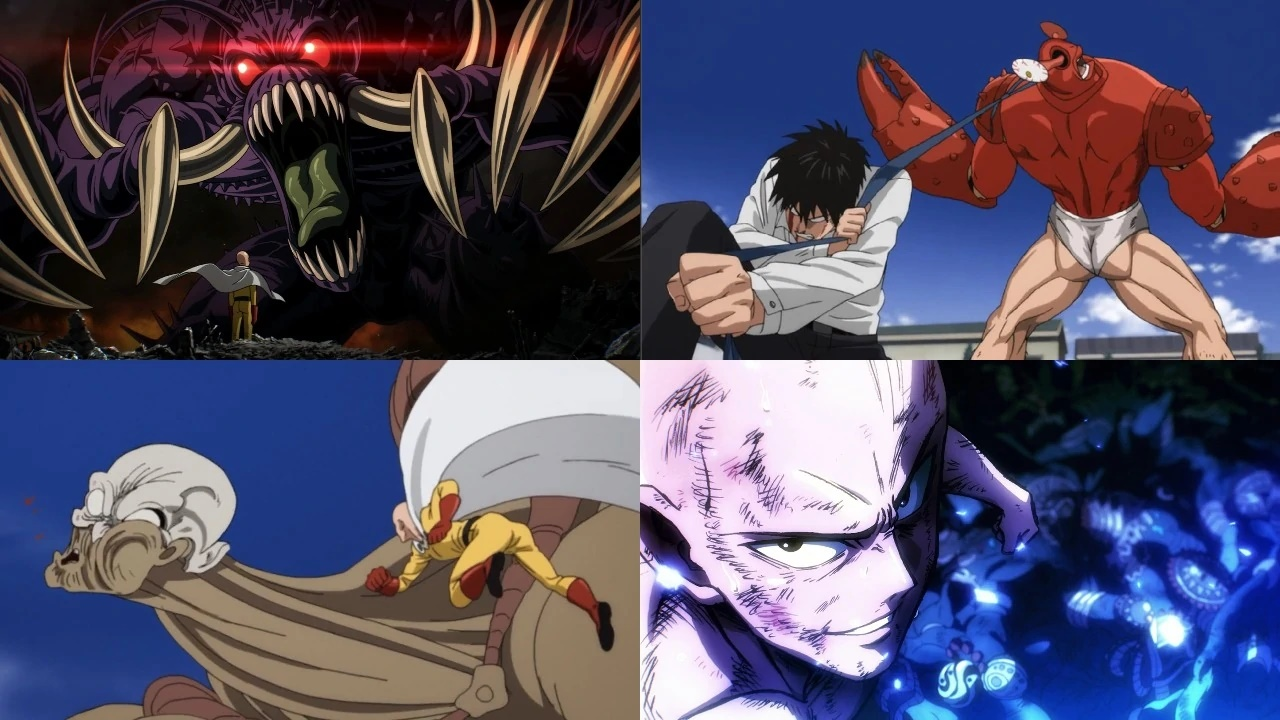 One Punch Man Season 3 Double the Episodes