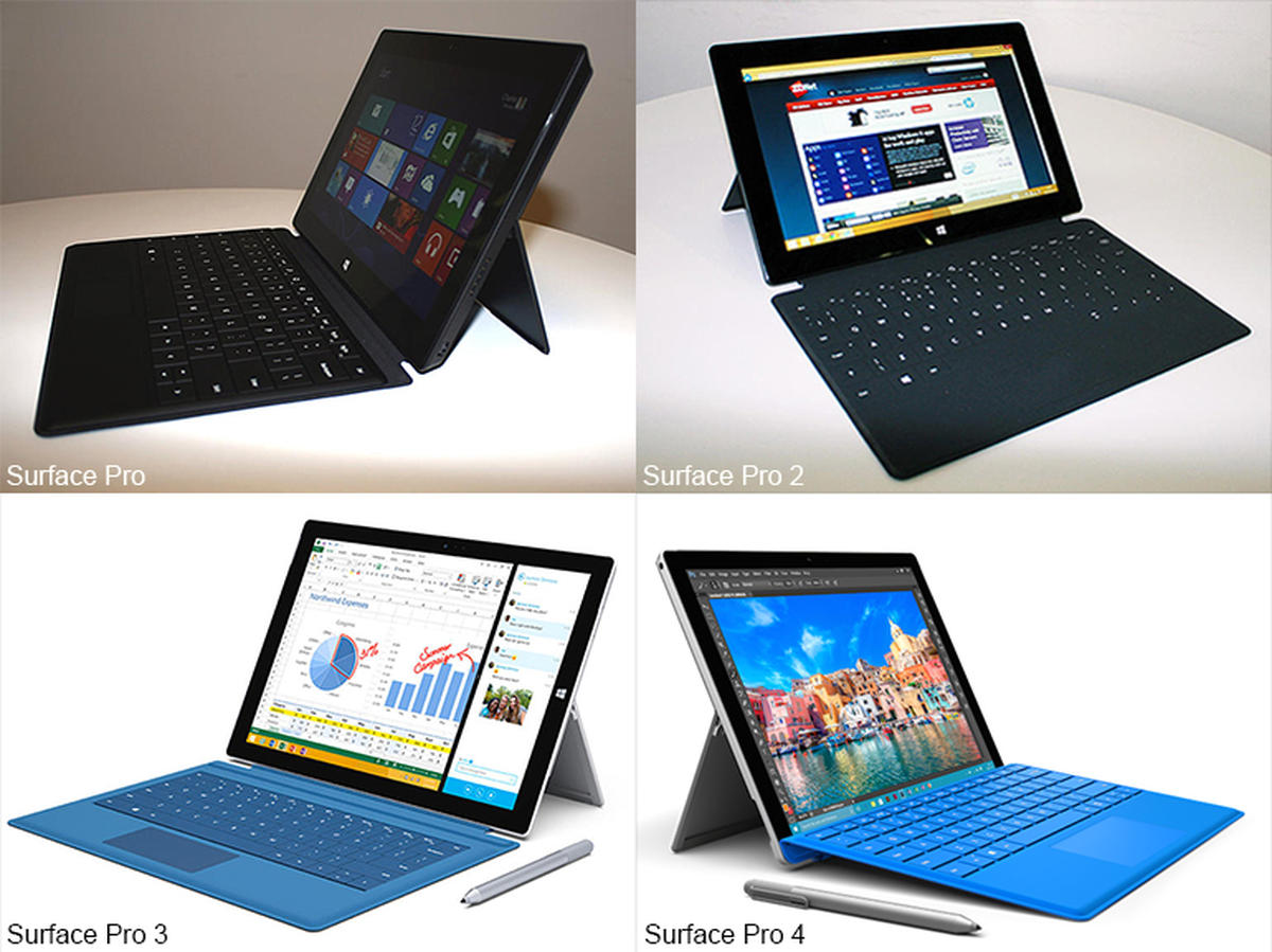 Other Surface Pro Models