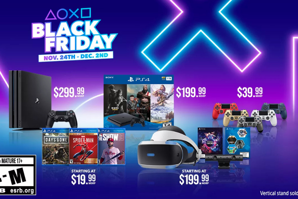 PS4 Black Friday Deals 2020: Predictions, PS4 Bundles ...