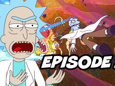 Rick and Morty Season 4 Live Stream