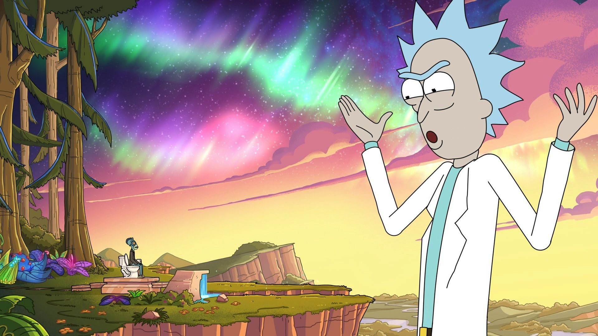 Rick and Morty Season 5 Will Not Have Pressure to Release Early