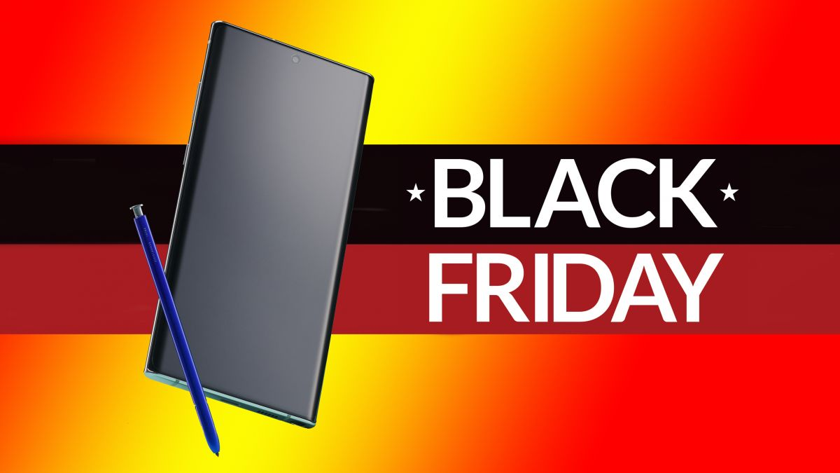 Samsung Note 10 S10 Black Friday Discount