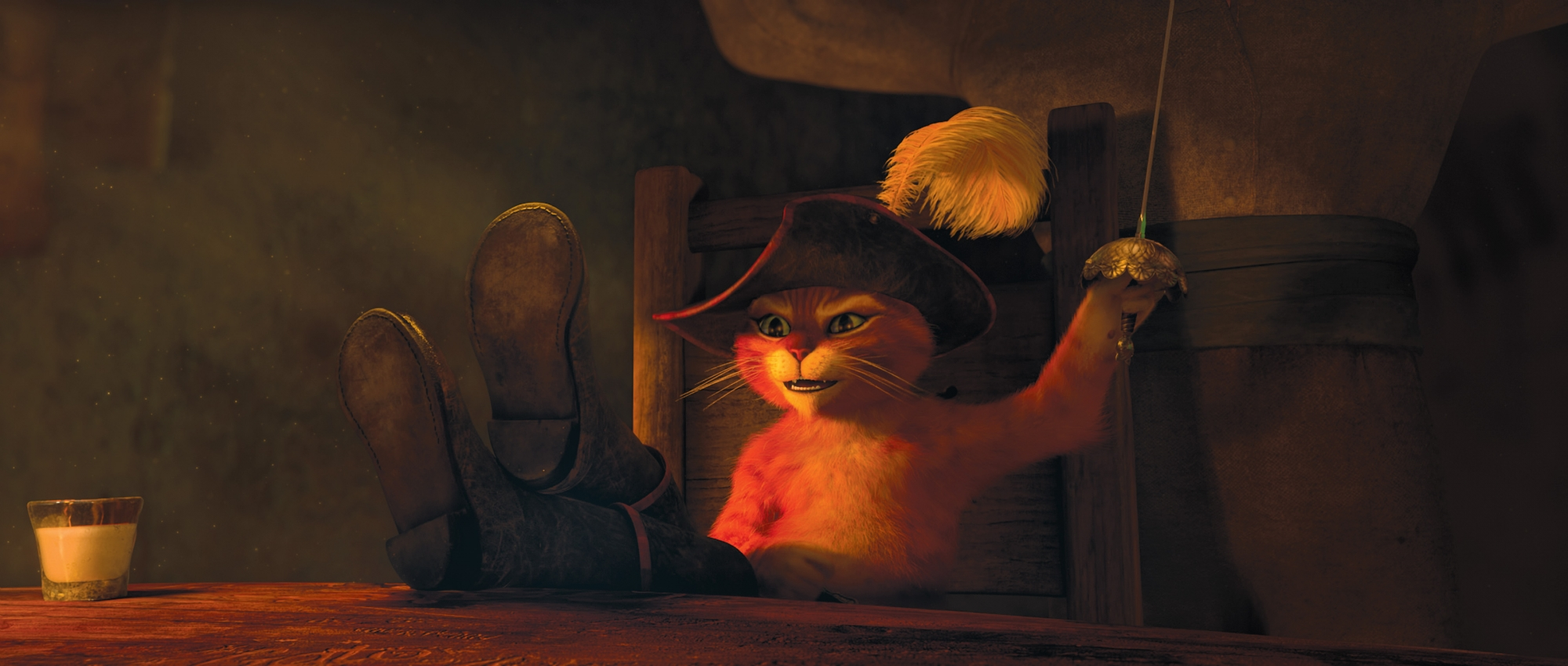Shrek 5 Delayed for Puss in Boots Sequel
